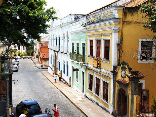Olinda comemora os 30 anos de inscrição como patrimônio da Unesco (Foto: Passarinho/Prefeitura de Olinda)