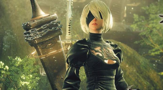 Nier: Automata chegou para PS4 e PC (Foto: Divulgação/Square Enix)
