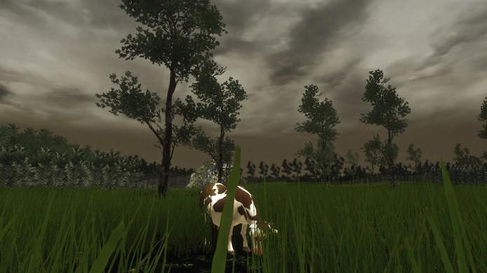 Grass Simulator é uma das conhecidas armadilhas do Early Access, um jogo praticamente sem conteúdo (Foto: Divulgação)