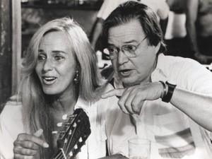 Helô Pinheiro conta que rejeitou pedido de casamento de Tom Jobim  (Foto: Arquivo Pessoal)