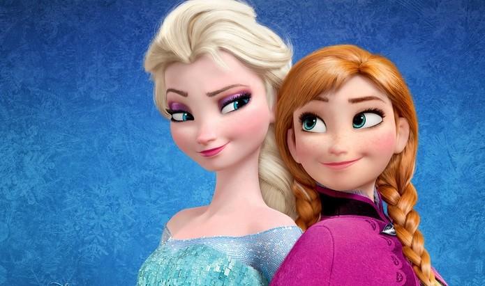 Animação Frozen ganhou entre os filmes mais procurados (Foto: Divulgação/Disney)