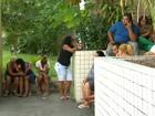 Família espera 5 horas pela liberação de corpo de menino Ryan no Rio