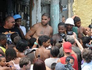 adriano roma vila cruzeiro (Foto: André Durão / Globoesporte.com)
