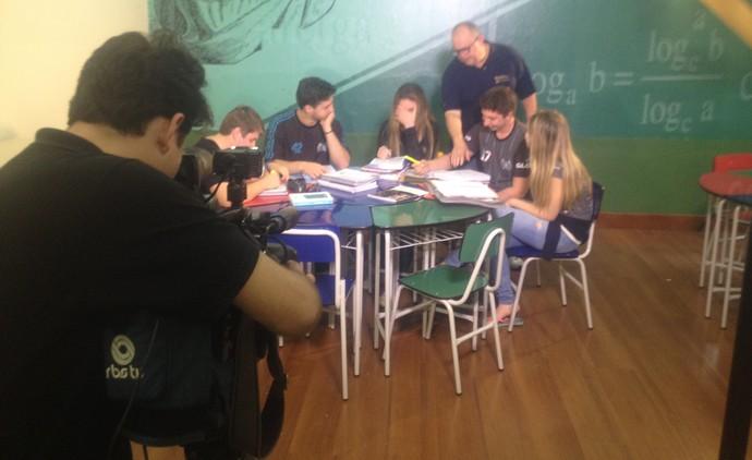 Descolados da dicas pra estudar em grupo (Foto: RBS TV/Divulgação )