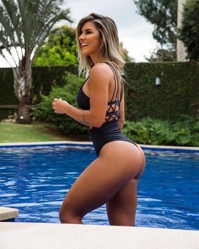 Vitória Gomes (Foto: Reprodução / Instagram)