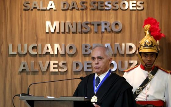 Presidente do TCU, Raimundo Carreiro (Foto: Reprodução)