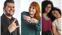 Fique de olho e saiba tudo sobre os paranaenses no 'The Voice Brasil' (Gshow)