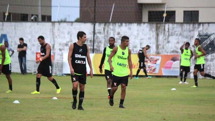 ABC - Lúcio Flávio, meia (Foto: Divulgação/ABC)