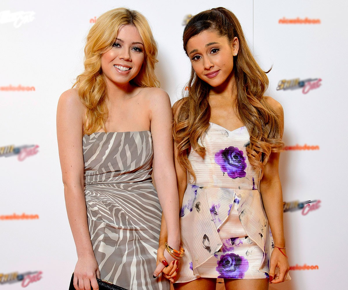Jennette McCurdy e Ariana Grande (Foto: Getty Images)