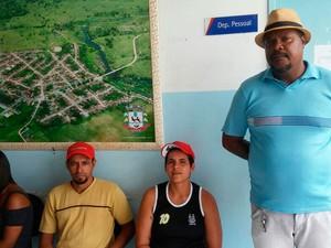 Prefeitura alega que pagamentos não foram feitos por conta da ocupação (Foto: Sindiguarda)