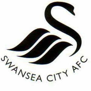 Foto (Foto: O escudo do Swansea City)
