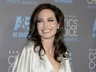 Premiação nos EUA tem Angelina Jolie, Jennifer Aniston e mais