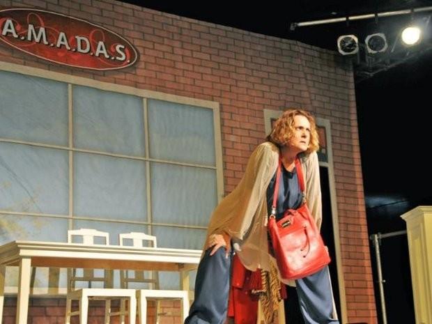 """O espetáculo """"A.M.A.D.A.S."""" será apresentado em Itu (Foto: Divulgação/ Renata Guarnieri)"""