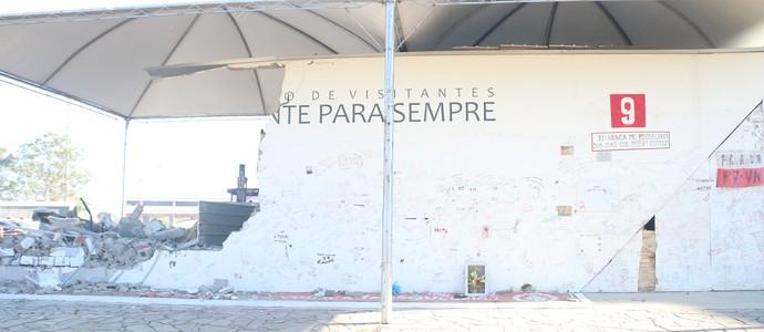 Memorial Fernandão Beira-Rio Inter (Foto: Tomás Hammes / GloboEsporte.com)