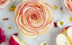 Torta de maçã com caramelo da Rainha da Cocada