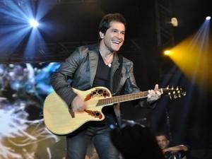 Daniel durante show: ele estará em Jaci nesta sexta-feira (Foto: Divulgação)