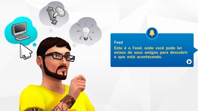 The Sims 4: saiba como desativar os tutoriais do game (Foto: Reprodução/Tais Carvalho)