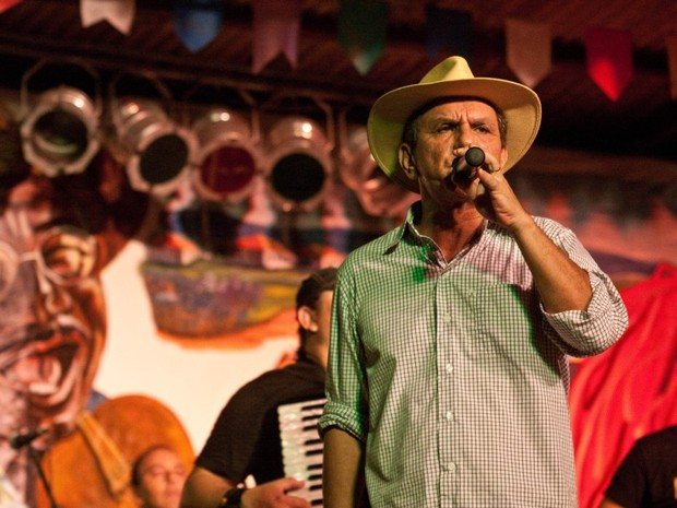 """Petrucio Amorim é uma das atrações do """"Último Forró do Ano"""" (Foto: Divulgação)"""