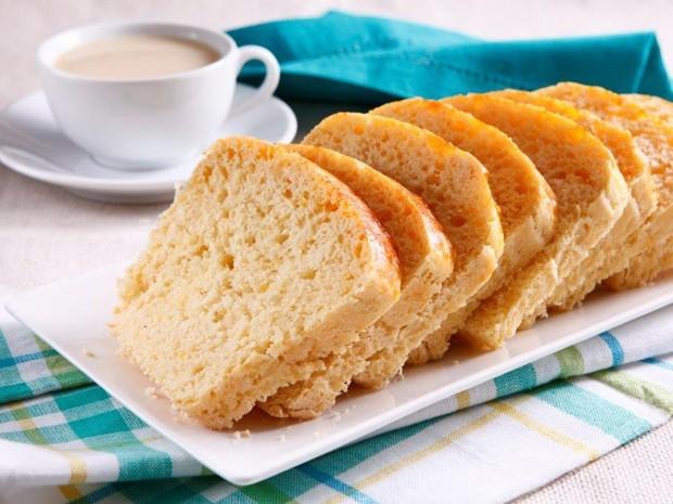 Pão de mandioquinha - Ades (Foto: Divulgação/Ades)