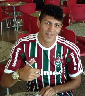 Edson Fluminense (Foto: Reprodução / Site Oficial do Fluminense)
