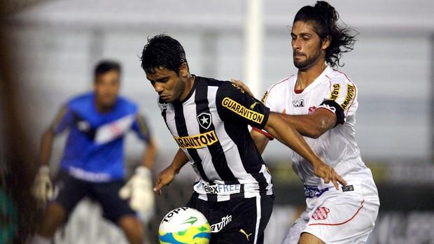 Henrique, Botafogo x Bangu (Foto: Ernesto Carriço/Agência Estado)