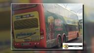 Ônibus argentino é apreendido com aparelhos de telefone celular