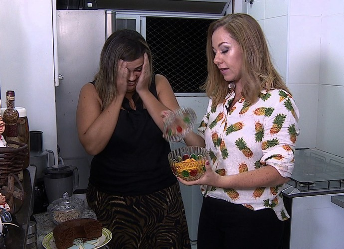 Nutricionista (Foto: Reprodução/TV Sergipe)