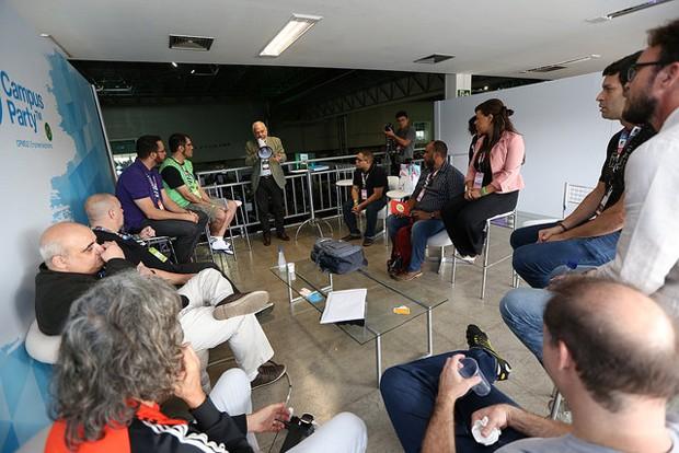 Campus Party Brasil (Foto: Divulgação)