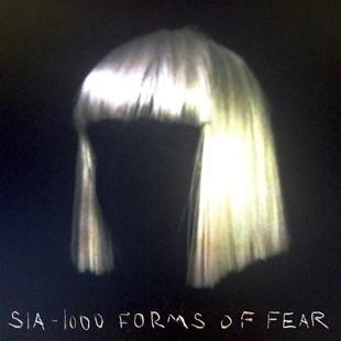 sia capa 1000 forms of fear (Foto: Divulgao)