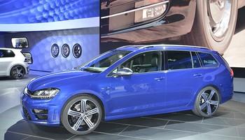 Volkswagen Golf R Variant (Foto: Newspress)