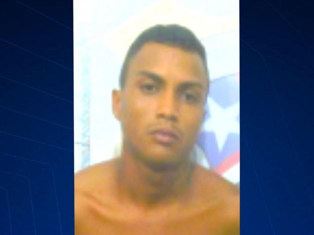 Nataneal Martins Reis é foragido do sistema penitenciário desde outubro (Foto: Reprodução / TV Mirante)