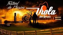 Prorrogadas as inscrições para a 4ª edição do 'Viola dos Gerais' (Renato Sandes / Arte Inter TV MG)