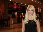 Antônia Fontenelle não consegue assistir Eriberto Leão: 'Volto depois'