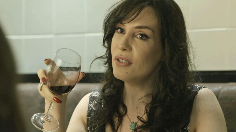 Mas Mira conhece bem a amiga... (Foto: TV Globo)
