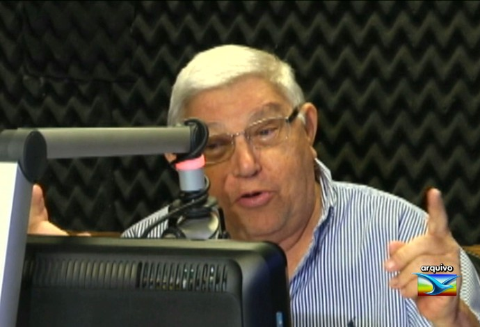 Herbert Fontenele morreu, nesta terça-feira vítima de câncer na prostata (Foto: Reprodução/TV Mirante)