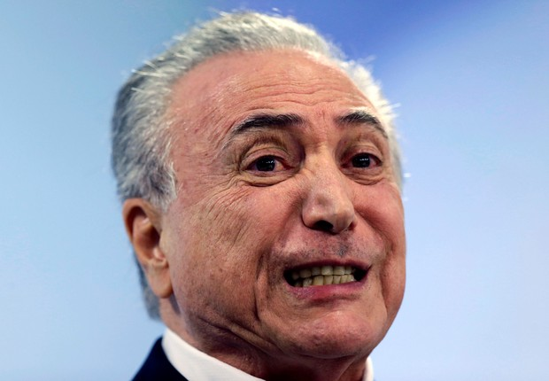 Michel Temer  (Foto: Ueslei Marcelino/Reuters)