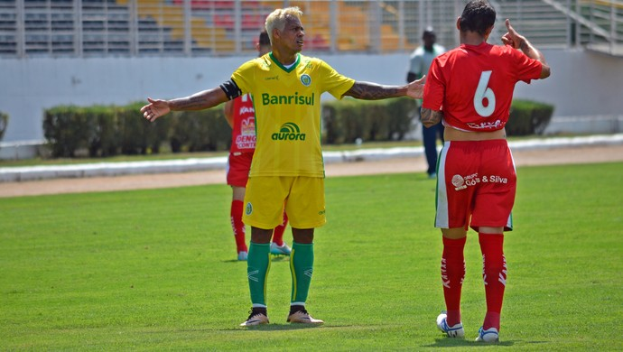 Marcelinho Paraíba Ypiranga-RS (Foto: Régis Melo)
