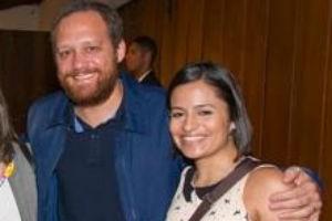 Casal lançou em setembro a editora Hoo em Sorocaba (Foto: Arquivo Pessoal/Marcio Coelho)