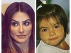 Cleo Pires mostra foto da infância e ganha elogios dos fãs