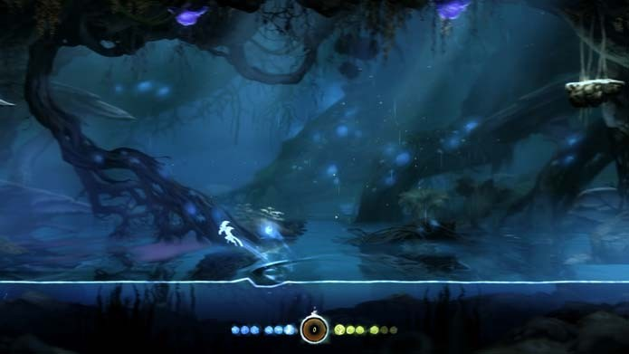 Destrave os saltos em Ori and the Blind Forest (Foto: Divulgação/Moon Studios)