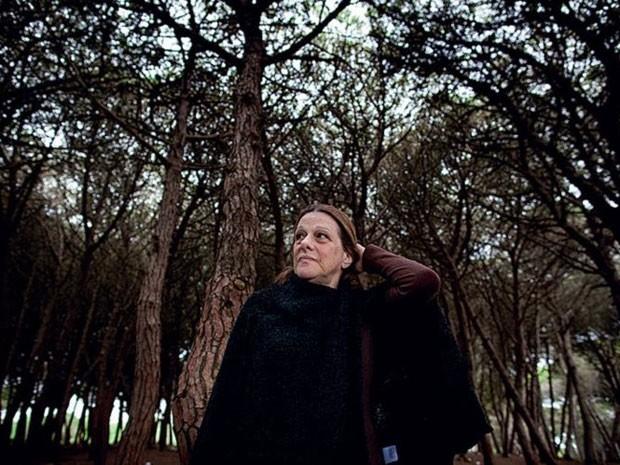 A escritora portuguesa Hélia Correia, ganhadora do Prêmio Camões 2015 (Foto: Enric Vives-Rubio/Divulgação/MinC)