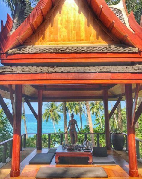 Thaila Ayala na Tailândia: o álbum de viagem da atriz  (Foto: Reprodução/Instagram)
