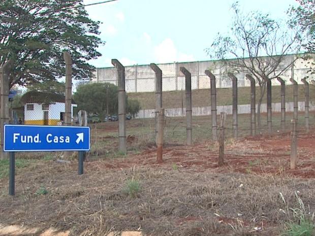 Fundação Casa confirmou morte de adolescente em Ribeirão Preto (Foto: Ronaldo Oliveira/EPTV)