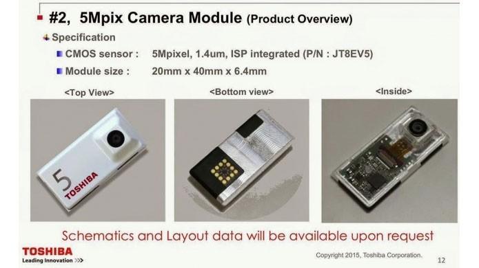 Smartphone que você pode montar com as peças que quiser já tem opções de câmeras (Foto: Reprodução/Digital Trends)