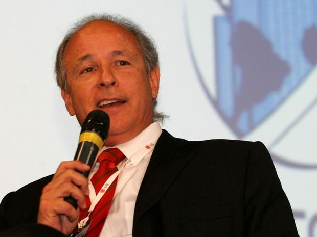 Otávio Marques de Azevedo, presidente da Andrade Gutierrez, em foto de 2009 (Foto: Sergio Neves/Estadão Conteúdo/Arquivo)