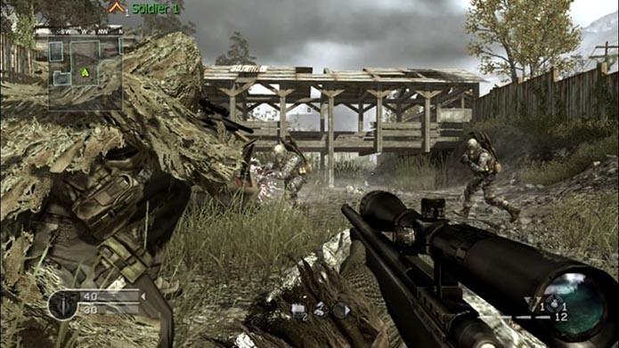 CoD 4: Modern Warfare (Foto: Divulgação)