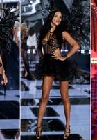 Alessandra Ambrósio foi quem mais arrasou no desfile da Victoria's Secret