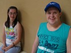Crianças com deficiência de Cunha recebem ajuda (Divulgação)