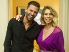 Henri Castelli descreve relação com nova personagem de Letícia Spiller: 'Muito tesão'