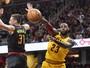 Cleveland perde para os Hawks e tem a liderança do Leste ameaçada